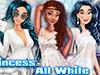 Принцессы: Вечеринка в белом