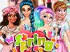 Весенний видеоблог принцесс