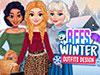 Новый дизайн зимней одежды